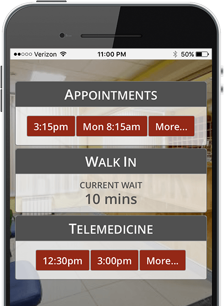 Urgent Care Scheduling | NextPatient
